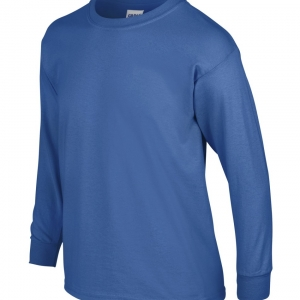 GILDAN ULTRA COTTON LONG SLEEVE YOUTH T-SHIRT. 240B