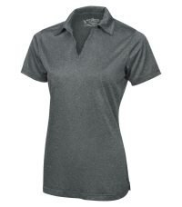 ATC PRO TEAM HEATHER ProFORMANCE LADIES' SPORT SHIRT. L3518